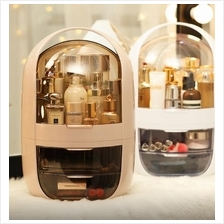 Capsule Makeup Storage Cosmetics Organizer Beauty Item Tabletop