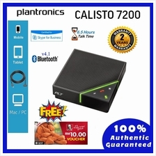 Plantronics CALISTO 7200 - Bluetooth speakerphone with four directiona
