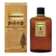 KAMINOMOTO Super Strength Hair Serum Gold 150ml)