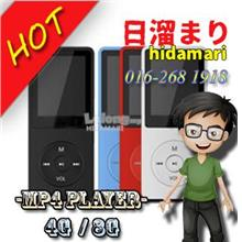 MP4 PLAYER (4G/8G)   built  in  speaker