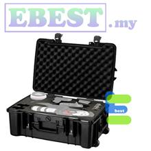 Wonderful PC-5622 High-Intensity Wheeled Safety Equipment Case 31L