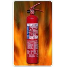 Fire Extinguisher 2.0kg (ABC Dry Powder)