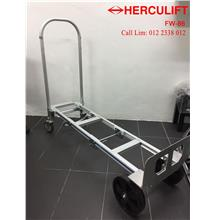 Herculift Aluminium Hand Trolley 200KG Capacity (In Stock)