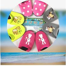 Toddler baby kids beach Shoes swimming pool stockings prevent injuries
