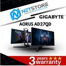 Gigabyte AORUS AD27QD 27 144Hz 1ms 1440P FreeSync Gaming Monitor