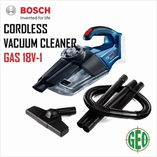 Bosch GAS 18V-1 CORDLESS VACUUM CLEANER SOLO - NO BATTERY  & CHARGER