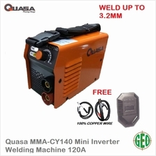 QUASA MMA-CY140 MINI INVERTER WELDING MACHINE 120A