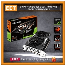 Gigabyte GeForce GTX 1650 OC 4GB GDDR5 Graphic Card (GV-N1650OC-4GD)