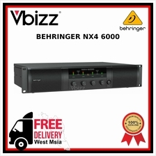 Behringer NX46000 *FREE DELIVERY* 4x440W Power Amplifier
