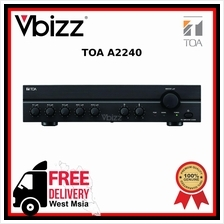 TOA A2240 *FREE DELIVERY* 240W Mixer Amplifier