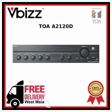 TOA A2120D *FREE DELIVERY* 120W Digital Mixer Amplifier