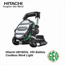 HITACHI UB18DGL 14.4V/18V LED WORK LIGHT (BARE UNIT)