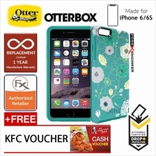 newest 20879 70049 OtterBox SYMMETRY SERIES for Apple iPhone 6/6s - Eden Teal: Best Price in  Malaysia