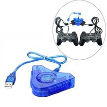 PS2 Controller to PC USB Converter for 2 Players