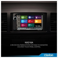 Clarion NX316A