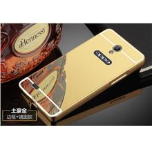 check out 7468e 95986 OPPO JOY 3 JOY3 A11 24K Mirror Metal Frame Case Cover Casing + Gifts