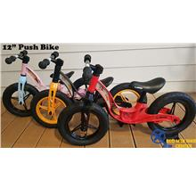"12"" Inch Push Bike (Balance Bike) for Children"