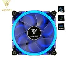 Gamdias Aeolus E1 1201 120mm Case Fan Blue LED (AEOLUS E1-1201-B)