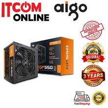 AIGO GP SERIES 550W 80PLUS BRONZE POWER SUPPLY (AIGO-GP550)