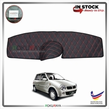 Perodua Kancil New (Round Head Lamp) Dashboard Cover (RED LINE)