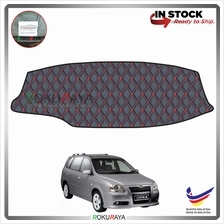 Naza Citra Kia Carens 1999-2006 Dashboard Cover (RED LINE)