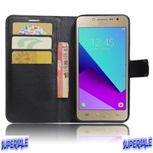 best sneakers a800f b69a4 Samsung J2 Prime Protective Leather Flip Casing Case Cover