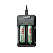 Viwipow ZH220E 18650 26650 2 Slots Intelligent Battery Charger