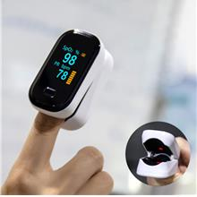 BOXYM oFit-2 Finger-Clamp Pulse Oximeter Medical Finger Blood Oxygen S