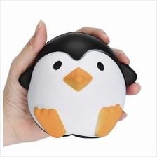 Slow Rising Squishy Penguin Stress Relief 10cm Soft Kawaii Animals Cute Collec