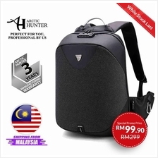 ARCTIC HUNTER TSA LOCK Laptop Backpack Aluminium i-Xventure (15.6')