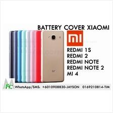 XiaoMi Redmi Note 2 Redmi 2 Redmi 1S Mi4 Battery Back Case Cover
