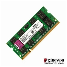 2GB Kingston Notebook Laptop DDR2 RAM 667MHz PC2-5300 KVR667D2N5/2G