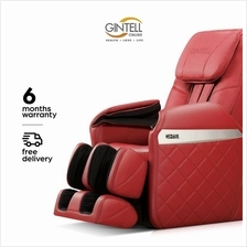 GINTELL DeVano Massage Chair (Showroom Unit) Free Torsoball)