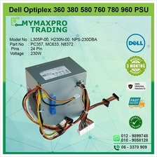 USED Dell Optiplex 360 380 580 760 780 960 Mini Tower MT 230 Watt PSU
