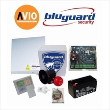 Bluguard T32 LCD PACKAGE 16 zone Alarm Package