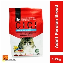 CICI Adult Cat Food for Persian Breed