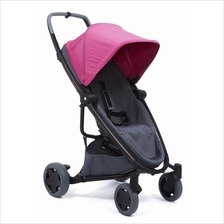 Quinny Zapp Flex Stroller | Pink on Graphite - 30% OFF!! + FREE!! Maxi)