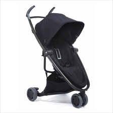 Quinny Zapp Flex Stroller | Black on Black - 30% OFF!! + FREE!! Maxi)