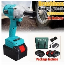 13000mAH Cordless Brushless Electric Impact Wrench Hand Power Drill