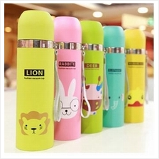 Bullet stainless steel vacuum flask 500ML thermos cup cute sports drin