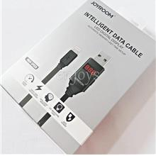 separation shoes 920c9 c196d (Fast Charge) JOYROOM 1m LED Smart Timer Cable iPhone XS XR X 8 7 6S 6