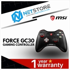 MSI Force GC30 Wireless Gaming Controller - PC, Android & Consoles
