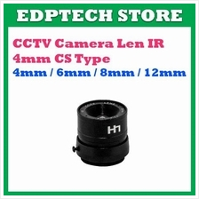 CCTV Camera Len IR 4mm CS-Type