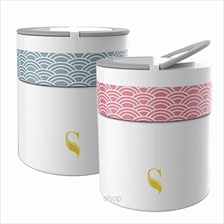 SWANZ 450ml Chisai Porcelain Food Warmer - SY-085