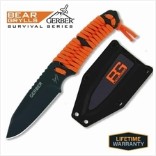 Gerber 31-001683  Bear Grylls Paracord Knife with Sheath