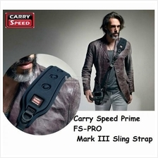 Carry Speed Prime FS-PRO Mark III Sling Strap for DSLR Camera Sony etc
