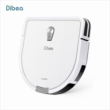 Dibea GT200 Smart Gyroscope Robotic Vacuum Cleaner Automatic Intelligent Clean