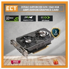 (Bulk Pack) ZOTAC GeForce GTX 1060 AMP! Edition 3GB Graphics Card