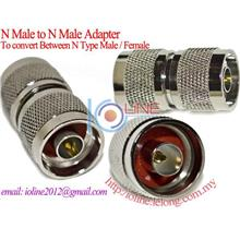 N male to N male converter adapter Gender changer Joint adapter