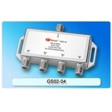 Gecen GS02-04 4 way Amplifier Active Satellite Splitter 12dB gain Astro booste